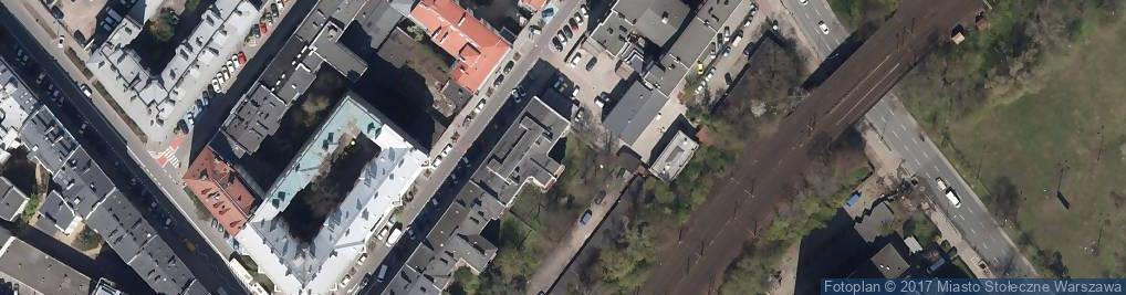 Zdjęcie satelitarne Simi Serwis Informatyczny