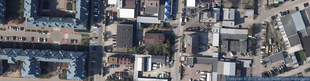 Zdjęcie satelitarne Sitarstwo
