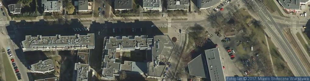 Zdjęcie satelitarne SKANSKA S.A.