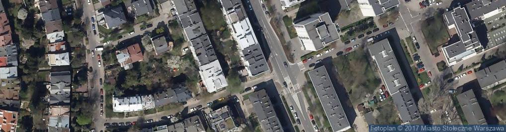Zdjęcie satelitarne Sklep Przemysłowy Kosmetyki Obuwie