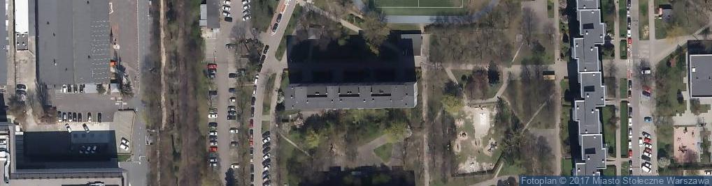 Zdjęcie satelitarne Sławomir Dębowski Buszu - Technika