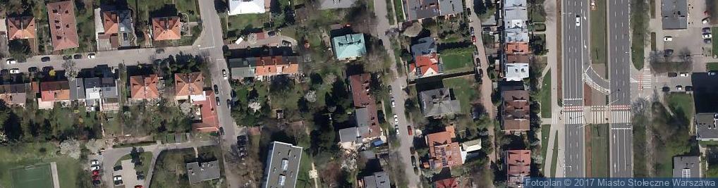 Zdjęcie satelitarne Słoń