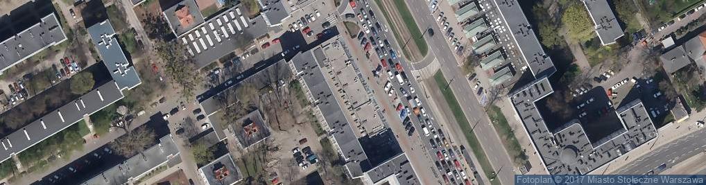 Zdjęcie satelitarne Sobexim