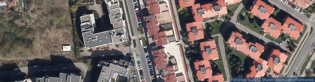 Zdjęcie satelitarne Specjalistyczna Przychodnia Rehabilitacyjna Orto Jacek Jan Sobol