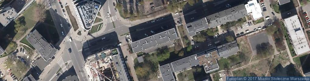 Zdjęcie satelitarne Spencer Dunnewolt B V Oddział w Warszawie