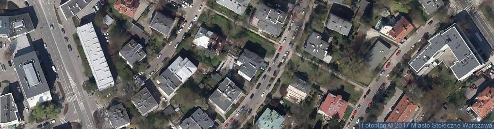 Zdjęcie satelitarne Spla