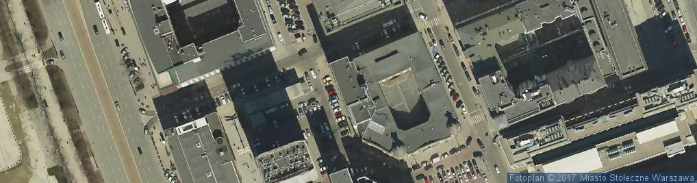Zdjęcie satelitarne Spółdzielnia Budowlano Mieszkaniowa Zgoda 12