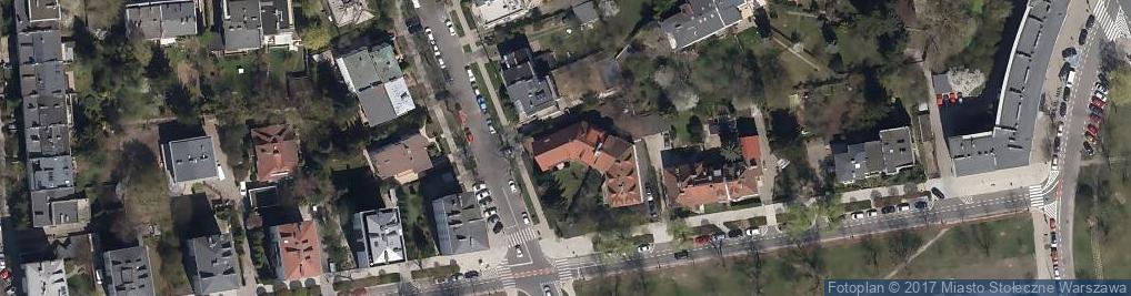 Zdjęcie satelitarne Sporturismo