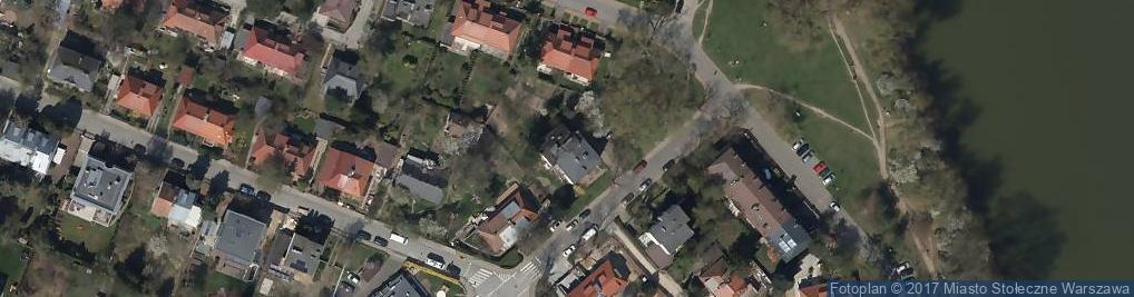 Zdjęcie satelitarne Sprzątacz