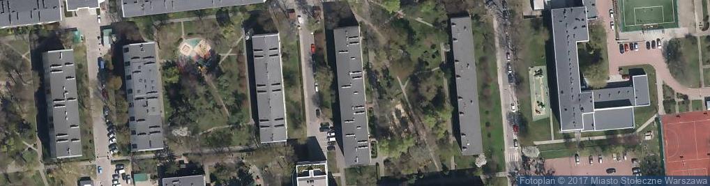 Zdjęcie satelitarne Sprzątanie Wnętrz