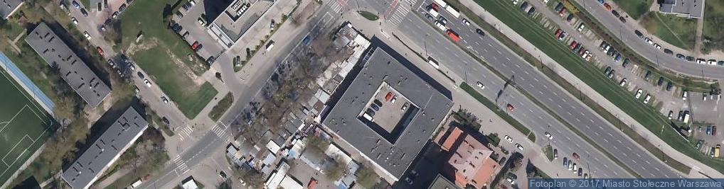 Zdjęcie satelitarne Sprzedaż Det Art Spożywczo Przemysłowych