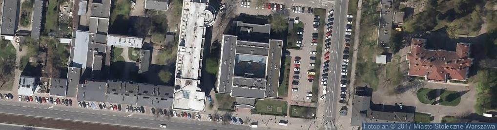 Zdjęcie satelitarne Sprzedaż Detaliczna i Hurtowa Kiosk