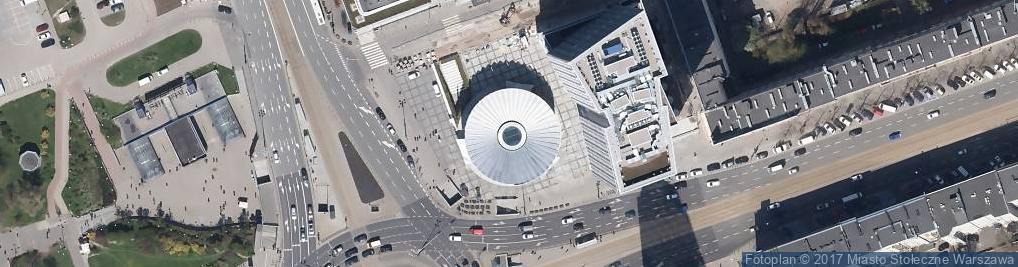 Zdjęcie satelitarne Sprzedaż Detaliczna