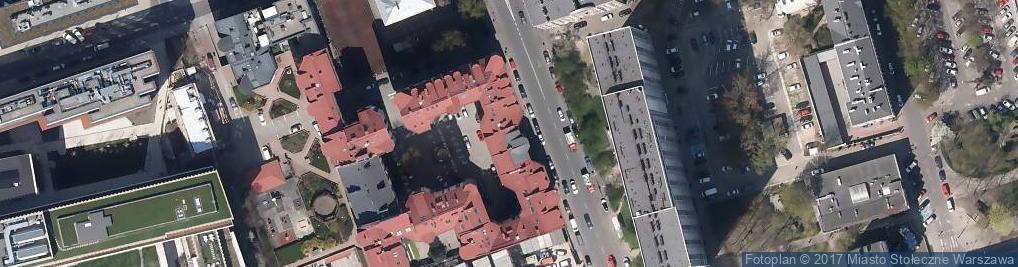 Zdjęcie satelitarne Stalker Group