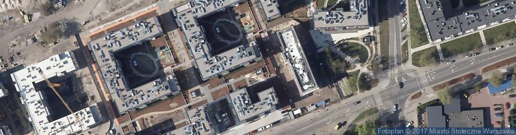 Zdjęcie satelitarne Stanex Poż
