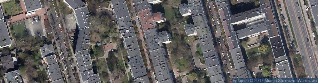Zdjęcie satelitarne Staport