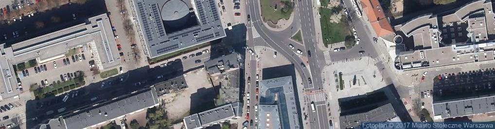 Zdjęcie satelitarne Stars Impresariat Filmowy