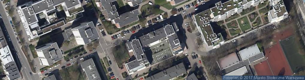 Zdjęcie satelitarne Stowarzyszenie Absolwentów Wyższej Szkoły Informatyki Zarządzania i Administracji
