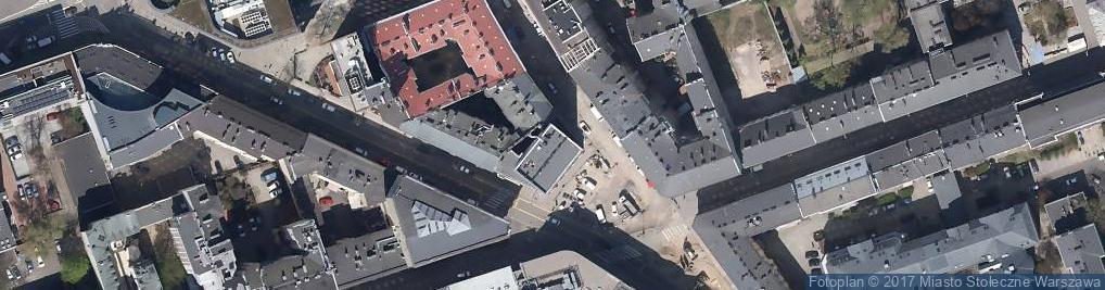 Zdjęcie satelitarne Stowarzyszenie Baltic Business Forum