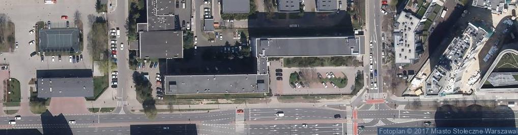Zdjęcie satelitarne Stowarzyszenie Emerytów i Rencistów Policyjnych