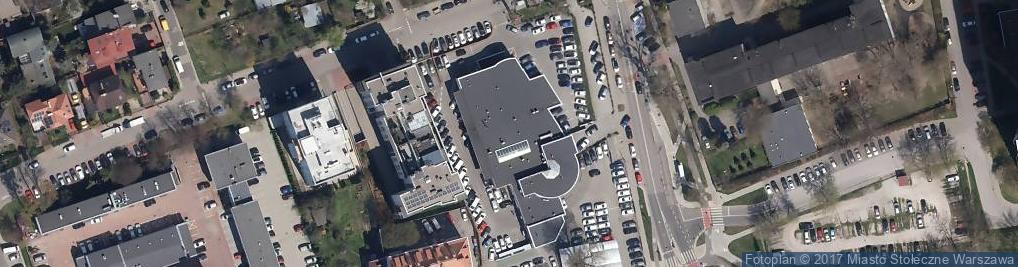 Zdjęcie satelitarne Stowarzyszenie Kierowników Flot Samochodowych