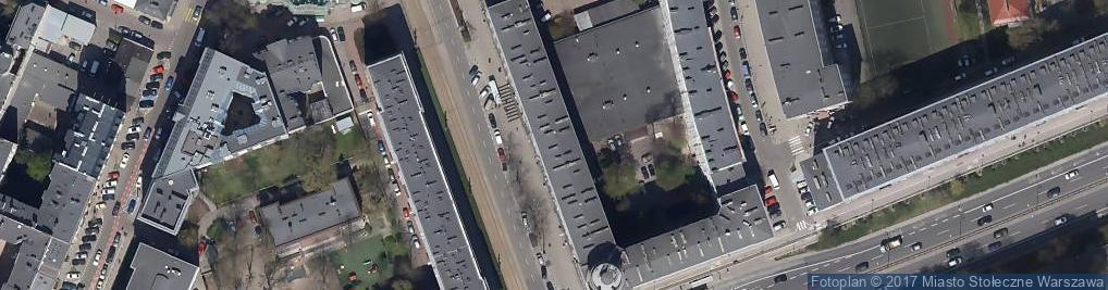 Zdjęcie satelitarne Stowarzyszenie Kina Polskie