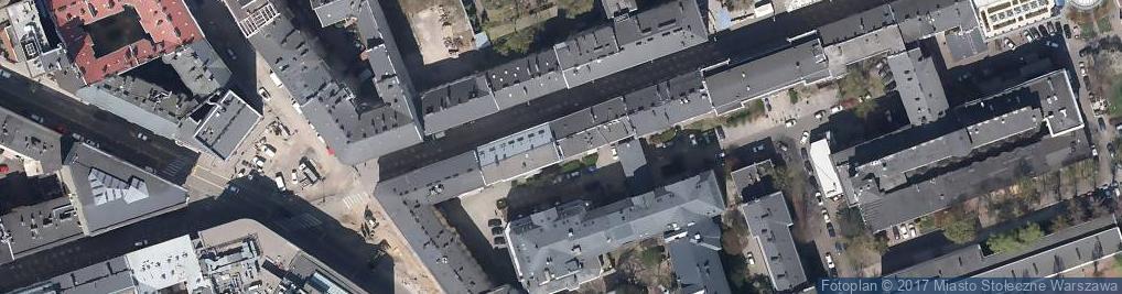 Zdjęcie satelitarne Stowarzyszenie Ludwiga van Beethovena