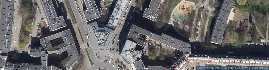 Zdjęcie satelitarne Stowarzyszenie Partnerstwo Dla Bezpieczeństwa Drogowego
