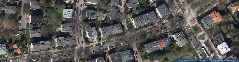 Zdjęcie satelitarne Stowarzyszenie Pomocy Podatnikom