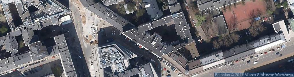 Zdjęcie satelitarne Stowarzyszenie Weteranów Piłki Siatkowej