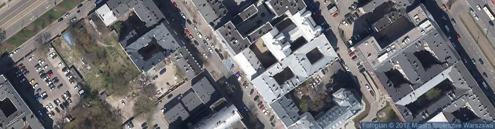 Zdjęcie satelitarne Stowarzyszenie Zdrowa Praga Północ