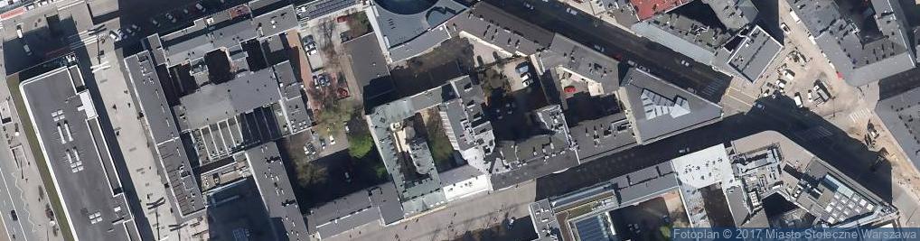 Zdjęcie satelitarne Studio Amazing Marcin Obremski