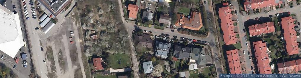 Zdjęcie satelitarne Studio Anto