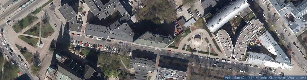 Zdjęcie satelitarne Studio Melon Izabela Bil
