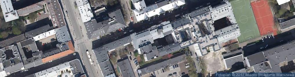 Zdjęcie satelitarne Studio Quadra