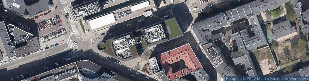 Zdjęcie satelitarne Studio Tańca Show Dance