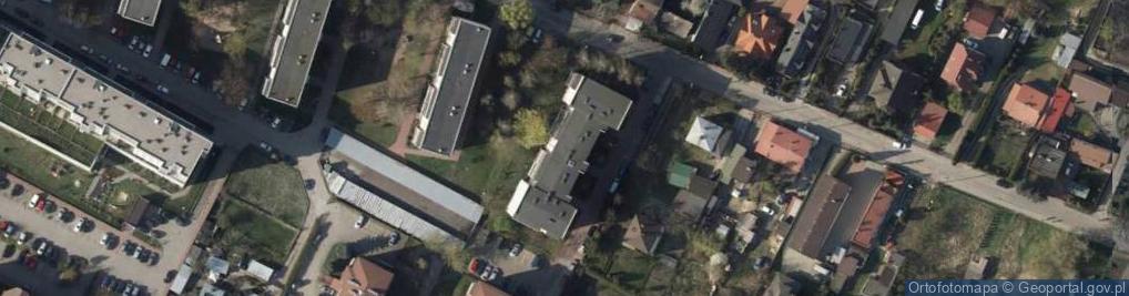 Zdjęcie satelitarne Sugus Katarzyna Sawicka Ewa Ufnalewska