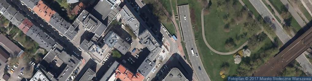 Zdjęcie satelitarne SUPER FASHION Sp. z o.o.