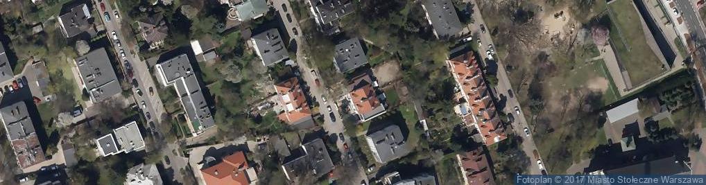 Zdjęcie satelitarne św Consulting