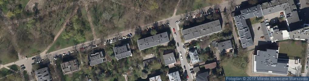 Zdjęcie satelitarne Synergive