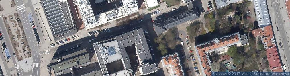 Zdjęcie satelitarne Szczepańska Nieruchomości
