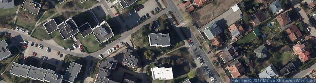 Zdjęcie satelitarne Szyndzielorz