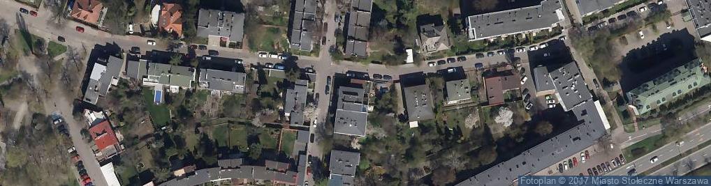 Zdjęcie satelitarne Tadeusz Eichelberger Psychologia Biznesu, Coaching, Psychoterapia