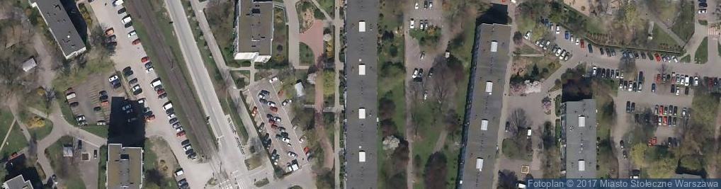 Zdjęcie satelitarne Taksówka Osobowa Pawelec Kwiatkowski Marek