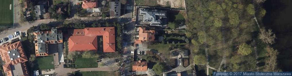 Zdjęcie satelitarne Tar International Poland