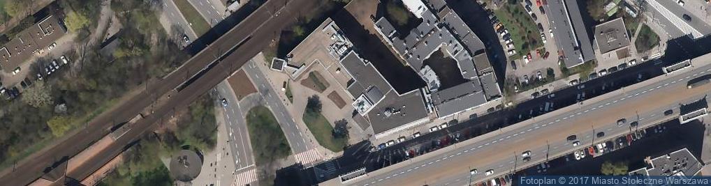 Zdjęcie satelitarne Target Projects