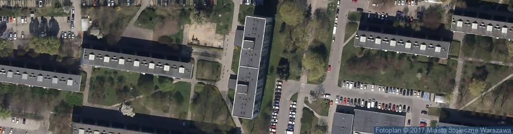 Zdjęcie satelitarne Taxi Osobowe