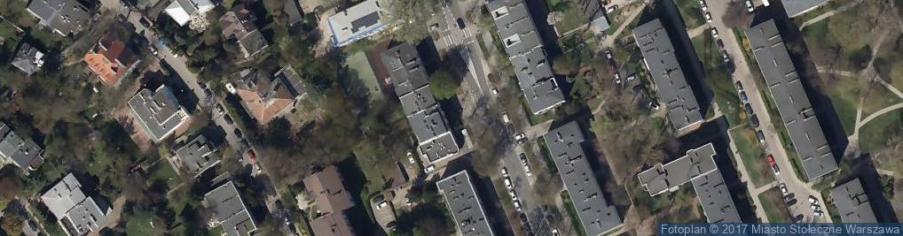 Zdjęcie satelitarne Taxways Sp. z o.o.