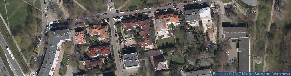 Zdjęcie satelitarne TB Polska