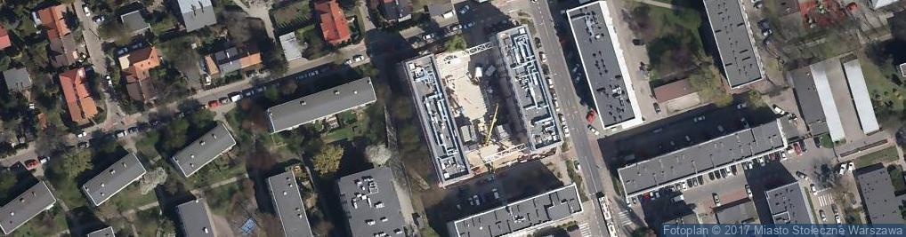 Zdjęcie satelitarne Te Bi S.C. Andrzej Lewandowski